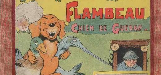 FlambeauChienDeGuerre-bande-dessinée