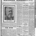Humanite-Jaures-assassine-aout-1914-