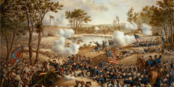 Peinture-histoire-Battle_of_Cold_Harbor