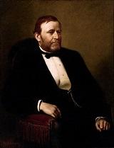 Ulysses-Simpson-Grant-personnage-peinture-portrait