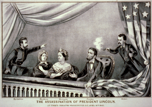assassinat-president-abraham-Lincoln