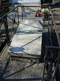 Tombe de Barras