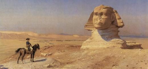 napoléon-egypte-sphynx