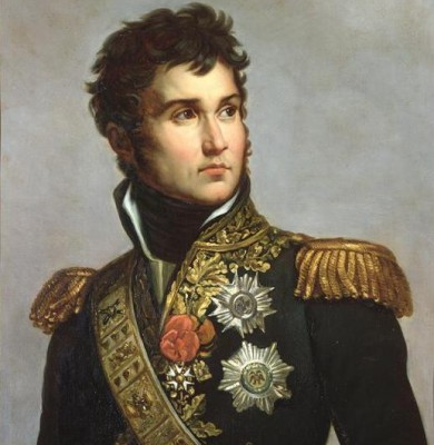 Julie_Volpelière_(d'après_Gérard)_-_Le_maréchal_Lannes_(1769-1809),_1834
