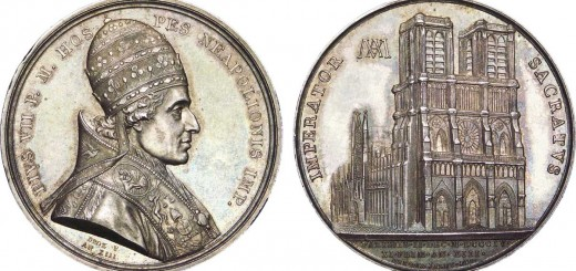 Médaille_célébrant_le_sacre_de_Napoléon_Ier_par_Pie_VII