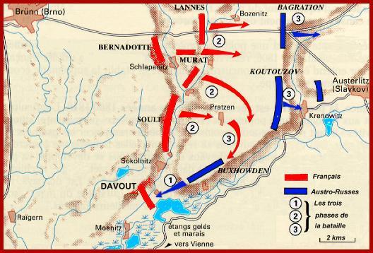 carte-plan-bataille-austerlitz
