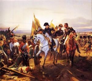 victoire de Napoléon à la bataille de Friedland