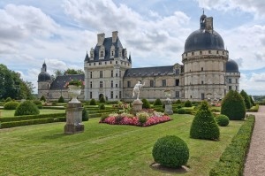 Valencay-chateau