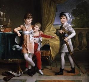 Godefroid_-_Les_fils_du_maréchal_Ney