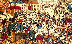 Revolte_des_Canuts_-_Lyon_1831