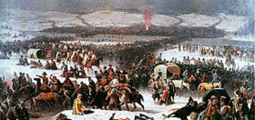 Bataille de la Bérézina.