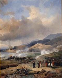 Le_général_de_division_Suchet,_commandant_le_3ème_corps_de_l'armée_d'Espagne,_reçoit_la_capitulation_de_la_ville_de_Tortosa