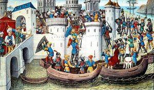 Prise de Constantinople