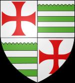 Armoiries d'Eudes de Saint Amand