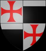 Armoiries de Philippe de Milly