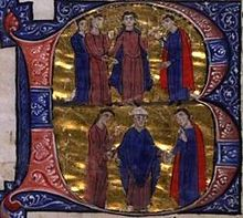 Fiancailles et Mariage de Guy de Lusignan et de Sibylle de Jérusalem