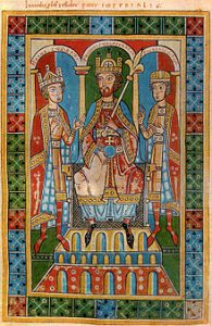 Frédéric 1er de Hohenstaufen dit Barberousse