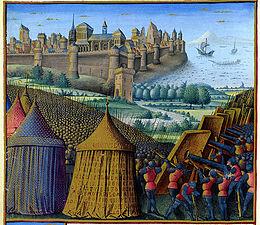 Siège d'Ascalon 1153