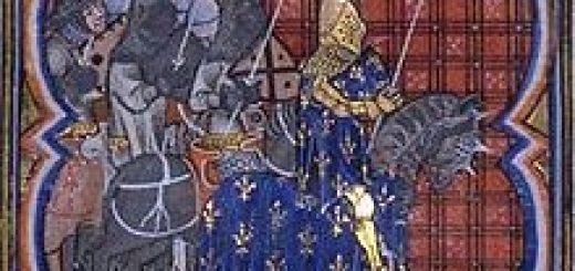 Départ pour la 2eme Croisade
