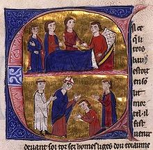 Mort de Baudouin IV le lépreux