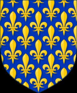 Armes du royaume de France