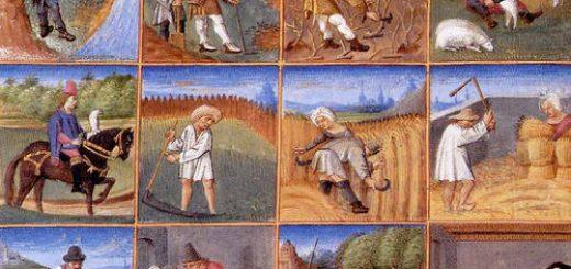 Calendrier du Moyen Âge