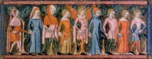 Danse au Moyen Âge