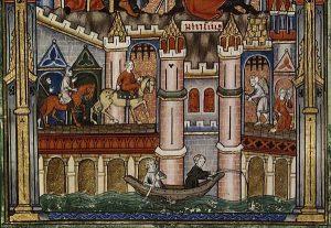 La rue au Moyen-Âge