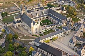 Monastère de Fontevraud