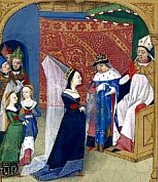 Répudiation d'Aliénor d'Aquitaine