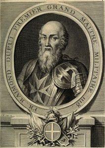Raymond du Puy Ordre de Saint Jean de Jérusalem