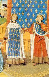 Richard Cœur de Lion et Philippe Auguste.