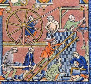 Arts mécaniques au Moyen Âge