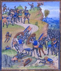 Bataille de Brignais 6 avril 1362