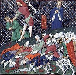 Capture de Jean II le Bon