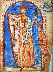 Empereur Frédéric 1er de Hohenstaufen dit Barberousse