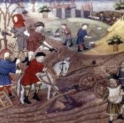 Agriculture médiévale Paysans au Moyen Âge