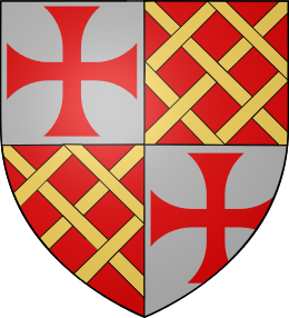 Armoiries de Philippe du Plaissis