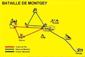 Bataille deMontgey