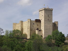 Château de Mauvezin 11ème siècle