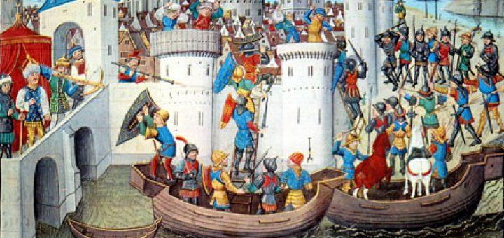 Prise de Constantinople 1204
