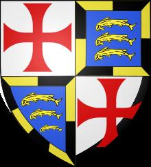 Armoiries de Guillaume de Chartres