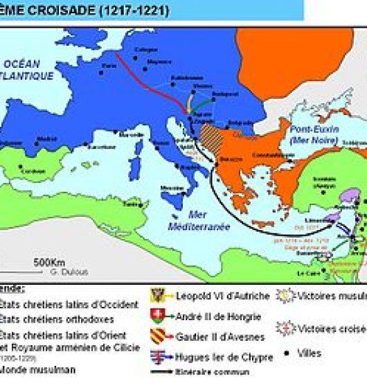 Cinquième Croisade