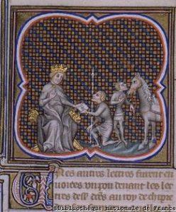 Henri Ier roi de Chypre