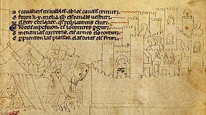 Louis VIII à Marmande