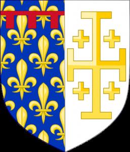 Armes d'Anjou