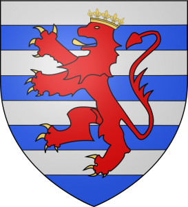 Armoiries Lusignan Chypre