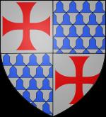 Armoiries de Renaud de Vichiers