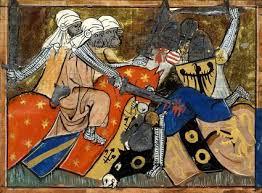 Combats- entre Chrétiens et Musulmans