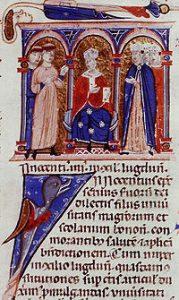 Innocent IV au Concile de Lyon